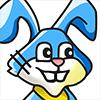 蓝耳朵兔子,发布寻狗启示热爱宠物狗狗,希望流浪狗回家的狗主人。